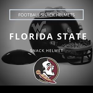 Florida State Seminoles Football Snack Helmet Thumbnail