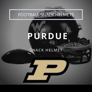 Purdue Football Snack Helmet Thumbnail